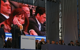 Ezequiel González Ocantos writes about a change in fortunes for the Argentinian President