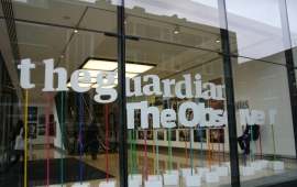 Rasmus Kleis Nielsen comments on recent losses for the Guardian newspaper