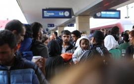 Alexander Betts comments on the implications of this year's crisis of migration in Europe