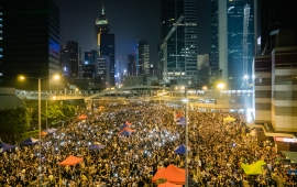Rana Mitter comments on the election of pro-democracy candidates in Hong Kong