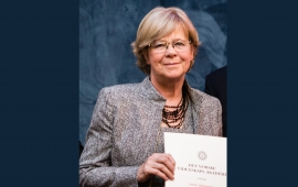 Anne Deighton joins the Norwegian Academy of Science and Letters