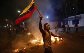 Olga Onuch writes on the current Venezuela protests