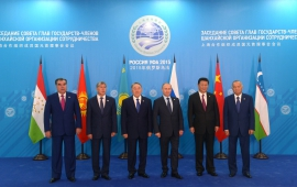 Neil Macfarlane writes on the Shanghai Cooperation Organisation
