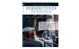 APSA Perspectives on Politics - Oxford reviews