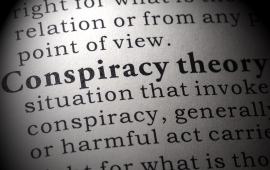 Are conspiracy theories on the rise?