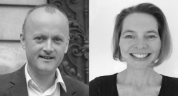 Nick Owen and Petra Schleiter start as new Joint Heads of Department
