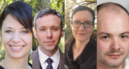Recognition of Distinction creates four new full professorships