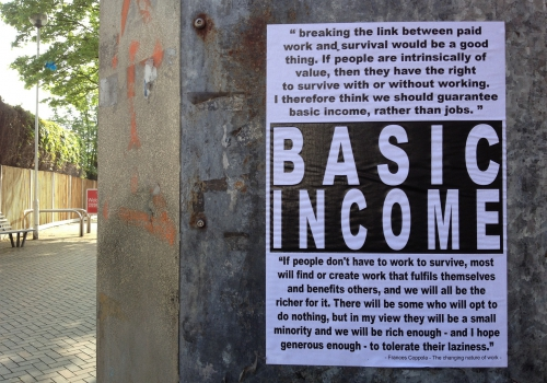 Property for all? Basic income and basic capital